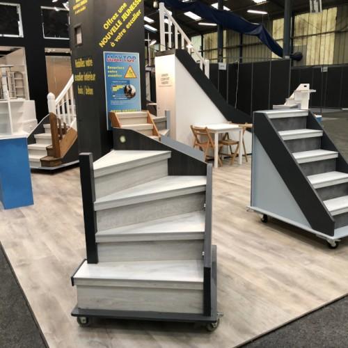 stand escalier MAYTOP ACH22
